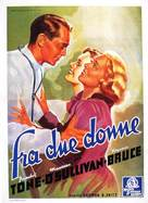 Between Two Women - Italian Movie Poster (xs thumbnail)
