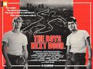 The Boys Next Door - British Movie Poster (xs thumbnail)