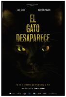 El gato desaparece - Argentinian Movie Poster (xs thumbnail)