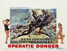 Thunderball - Belgian Re-release movie poster (xs thumbnail)