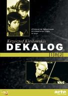 """Dekalog"" - German DVD movie cover (xs thumbnail)"
