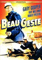 Beau Geste - DVD movie cover (xs thumbnail)