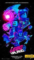 The Lego Movie 2: The Second Part - Hungarian Movie Poster (xs thumbnail)