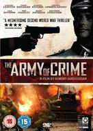 L'armée du crime - British Movie Cover (xs thumbnail)