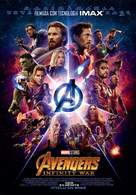 Avengers: Infinity War - Colombian Movie Poster (xs thumbnail)