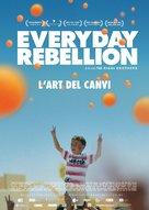 Everyday Rebellion - Andorran Movie Poster (xs thumbnail)