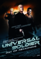 Universal Soldier: Day of Reckoning - Finnish Movie Poster (xs thumbnail)