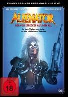 Alienator - German Movie Cover (xs thumbnail)