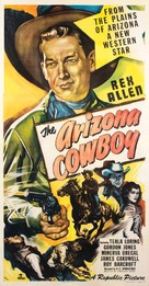 The Arizona Cowboy - Movie Poster (xs thumbnail)