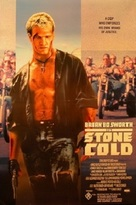 Stone Cold - Movie Poster (xs thumbnail)