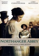 Northanger Abbey - French DVD cover (xs thumbnail)