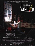 Valentín - Spanish poster (xs thumbnail)