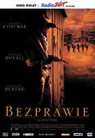 Open Range - Polish Movie Poster (xs thumbnail)
