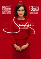 Jackie - Argentinian Movie Cover (xs thumbnail)