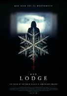 The Lodge - Italian Movie Poster (xs thumbnail)