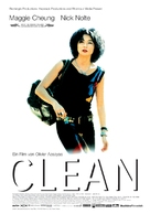Clean - Austrian Movie Poster (xs thumbnail)