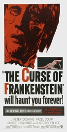 The Curse of Frankenstein - Movie Poster (xs thumbnail)