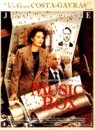 Music Box - French Movie Poster (xs thumbnail)