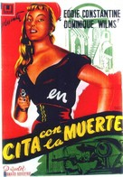 La môme vert de gris - Spanish Movie Poster (xs thumbnail)