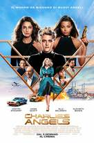 Charlie's Angels - Italian Movie Poster (xs thumbnail)
