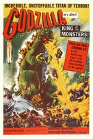 Godzilla, King of the Monsters! - Movie Poster (xs thumbnail)