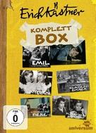 Emil und die Detektive - German Movie Cover (xs thumbnail)