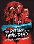 The Return of the Living Dead - French Movie Cover (xs thumbnail)