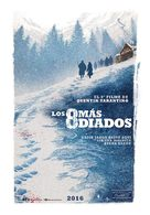 The Hateful Eight - Mexican Movie Poster (xs thumbnail)