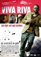 Viva Riva! - German Movie Poster (xs thumbnail)