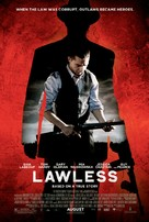 Lawless - Movie Poster (xs thumbnail)