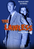 The Lawless - DVD cover (xs thumbnail)