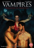 """Vampires: Brighter in Darkness"" - British DVD movie cover (xs thumbnail)"