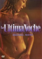 Última noche, La - Mexican Movie Cover (xs thumbnail)