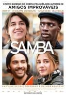 Samba - Portuguese Movie Poster (xs thumbnail)