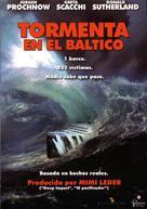 Baltic Storm - Spanish DVD cover (xs thumbnail)