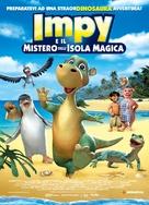 Urmel aus dem Eis - Italian Movie Poster (xs thumbnail)