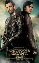 Jack the Giant Slayer - Italian Movie Poster (xs thumbnail)