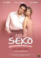 Csak szex és más semmi - Spanish Movie Poster (xs thumbnail)