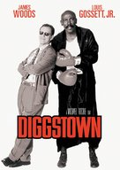 Diggstown - DVD cover (xs thumbnail)