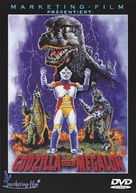 Gojira tai Megaro - German DVD movie cover (xs thumbnail)