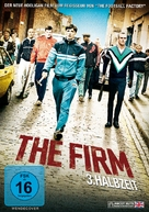 The Firm - German DVD cover (xs thumbnail)