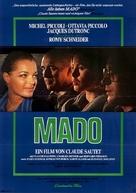 Mado - German Movie Poster (xs thumbnail)