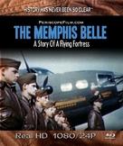 Memphis Belle - Blu-Ray cover (xs thumbnail)