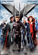 X-Men: The Last Stand - Czech DVD movie cover (xs thumbnail)