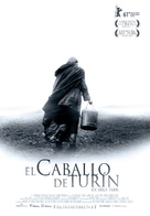 A torinói ló - Mexican Movie Poster (xs thumbnail)