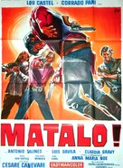 ¡Mátalo! - French Movie Poster (xs thumbnail)