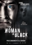 The Woman in Black - Italian Movie Poster (xs thumbnail)