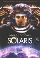 Solaris - Finnish DVD movie cover (xs thumbnail)