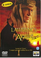 Lawrence of Arabia - Belgian DVD cover (xs thumbnail)