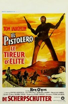 The Master Gunfighter - Belgian Movie Poster (xs thumbnail)